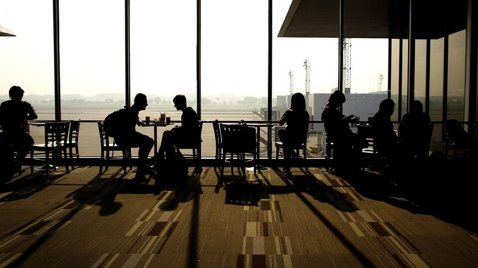 Airport retail comes as a boon for travellers waiting due to layovers or flight delays.